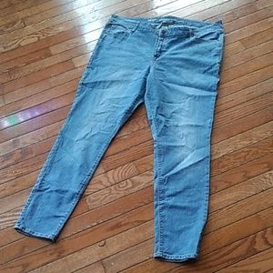 Old Navy Jeans - Super Skinny Plus Size Jeans